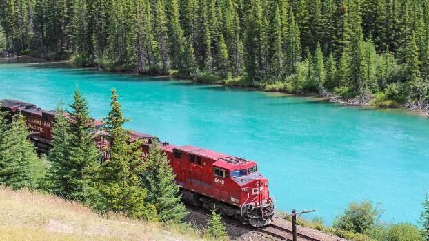 tåg semester